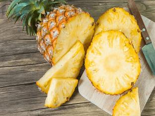 Аллергия на ананас: симптомы и лечение