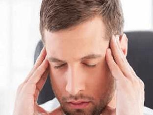 Давит виски: причины боли в висках