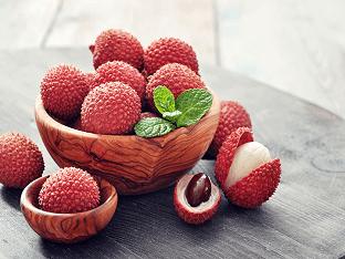 Экзотический фрукт личи: польза и вред