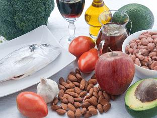 Гипохолестериновая диета - стол №10