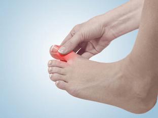 Немеют пальцы ног: что делать