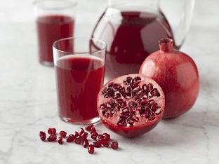 Чем полезен гранатовый сок