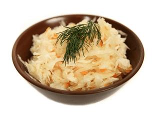 Квашеная капуста - польза и вред для человека