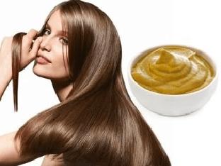 Горчица для волос: маски для роста и от выпадения