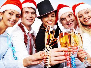 Сценарий Нового года для корпоратива