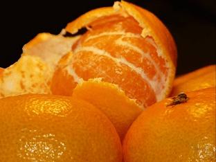 Какова польза мандарина