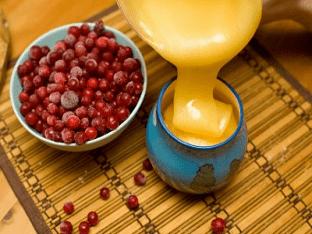 Калина с медом: рецепт. Калина с медом от кашля