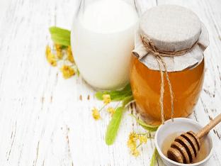 Молоко с медом при простуде, эффективные рецепты