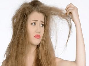 Ломкие сухие волосы, лечение в домашних условиях