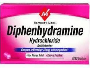 Дифенгидрамин, описание препарата и его аналоги