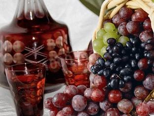 Как сделать настойку из винограда в домашних условиях