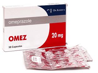 Препарат Омез – реальная помощь пищеварению