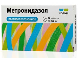 Таблетки Метронидазол: что это такое, описание и отзывы