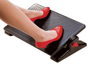 Подставка для ног - необходимость или роскошь