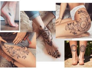 Как ухаживать за тату. Уход после нанесения татуировки
