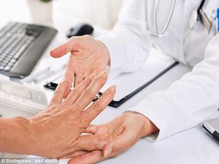 Метод лечение артроза пальцев на руках