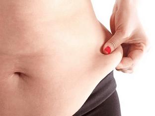 Как подтянуть обвисшую кожу после диет