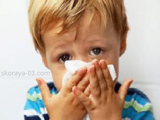 Можно ли делать детям прививки при насморке