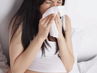 Как лечить гайморит у беременных