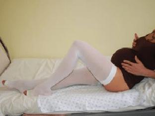 Компрессионные чулки во время беременности и родов