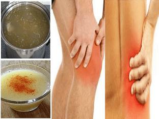 Рецепты, спасающие от боли в суставах