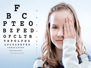 Как определяют остроту зрения