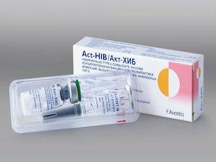 Акт-ХИБ вакцина/прививка от гемофильной инфекции
