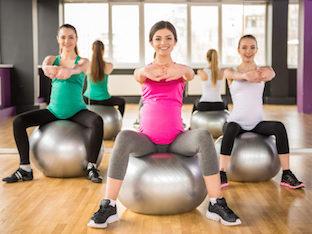 Фитнес при беременности: что можно, что нельзя