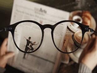 Можно ли восстановить зрение с помощью очков и картинок